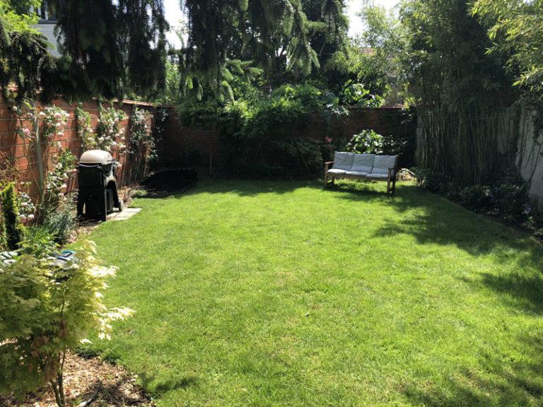 Jardin à Saint-Maur
